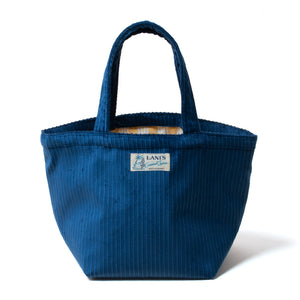 Corduroy x Palaka mini Tote Bag / Made in Hawaii U.S.A.