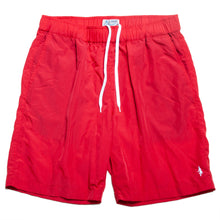 "Nylon Walk Shorts ""Red"" / Made in Hawaii U.S.A."