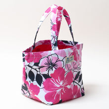 Hibiscus mini Tote Bags / Made in Hawaii U.S.A.