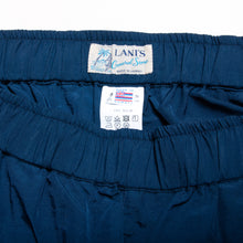 "Nylon Walk Shorts ""Navy"" / Made in Hawaii U.S.A."