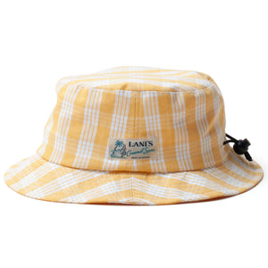 Palaka Bucket Hat / Made in Hawaii U.S.A.
