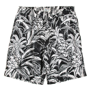 "Aloha Walk Shorts ""Pineapple"" / Made in Hawaii U.S.A."