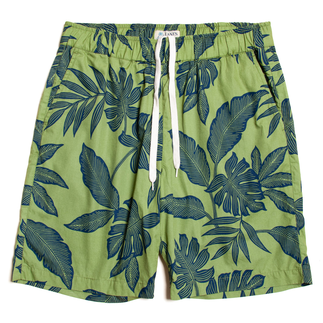 Cotton Aloha Shorts