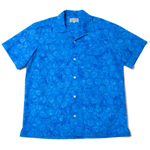 "Batik Aloha Shirts ""Ladybug"" / Made in Hawaii U.S.A."