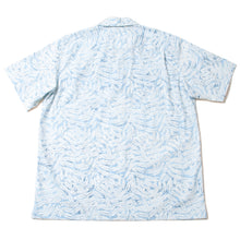 "Batik Aloha Shirts ""Leaves"" / Made in Hawaii U.S.A."
