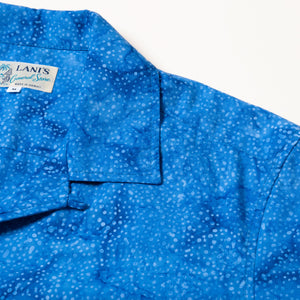 "Batik Aloha Shirts ""Dots"" / Made in Hawaii U.S.A."