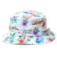 Tropical Bucket Hat / Made in Hawaii U.S.A.