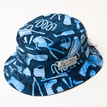 Garden Tools Bucket Hat / Made in Hawaii U.S.A.