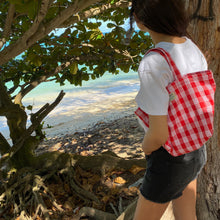 Palaka mini Tote Bags / Made in Hawaii U.S.A.