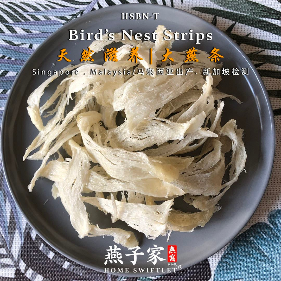 Premium Bird's Nest Strips