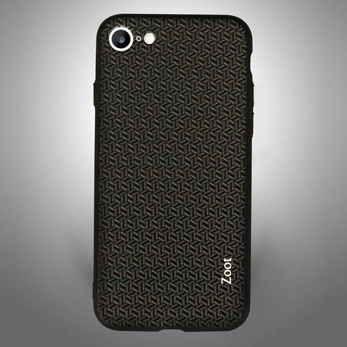 3d Textured Cube Back Cover - Zoot Online- Mobile Case - Mobile Covers - online