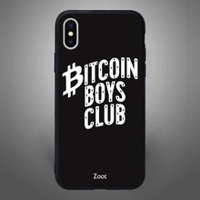 Bitcoin Boys Club