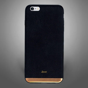 Gold Plate Hard Texture Black