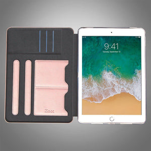 Ipad Flip Cover Magnet Rose Gold