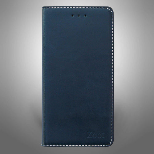 Leatherette Flip Cover Dark Cyan