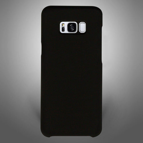 Plain Back Cover Black