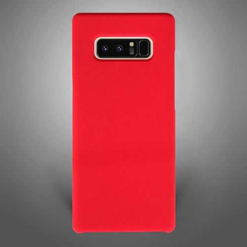 Plain Back Cover Red