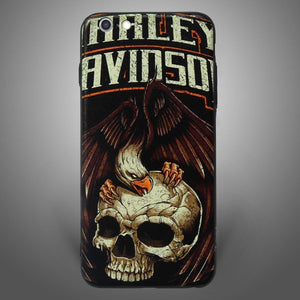 Riders Eagle and Brown Skull Back Cover