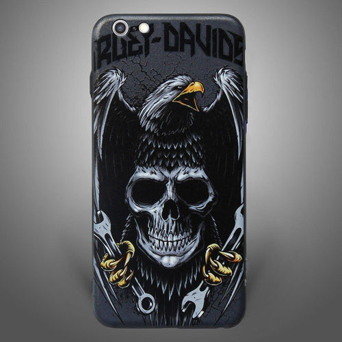 Riders Eagle and Skull Black