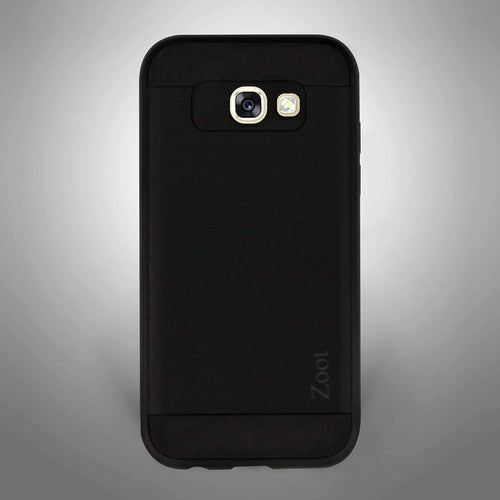 Tough Case Back Cover Black