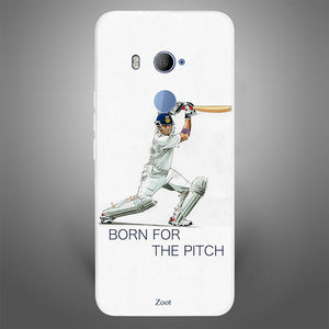 Born for the pitch