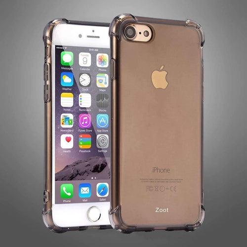 Transparent Clear Dark Bumper Case