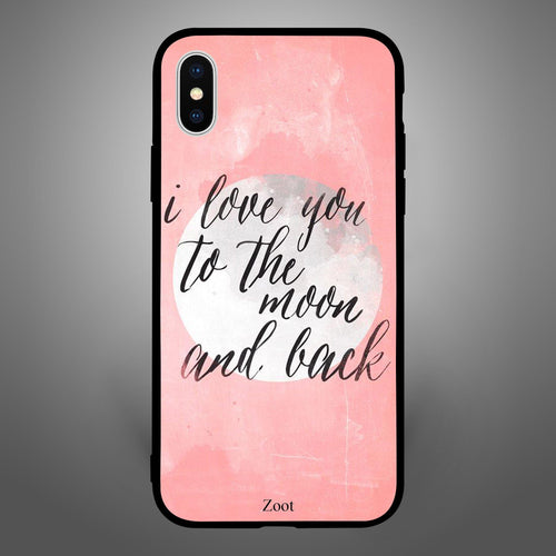 I love you to the moon - Zoot Online- Mobile Case - Mobile Covers - online