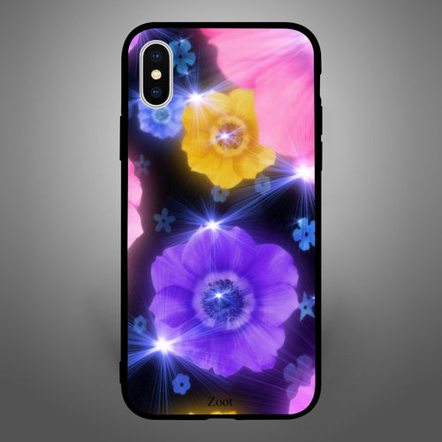 Yellow purple Flower - Zoot Online- Mobile Case - Mobile Covers - online