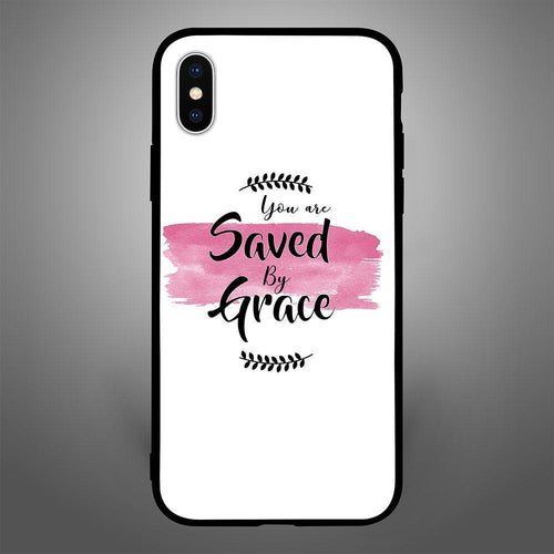 You Are Saved By Grace - Zoot Online- Mobile Case - Mobile Covers - online