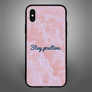 Stay Positive - Zoot Online- Mobile Case - Mobile Covers - online