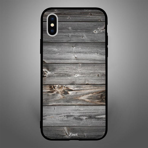 Wooden Grey And Black - Zoot Online- Mobile Case - Mobile Covers - online