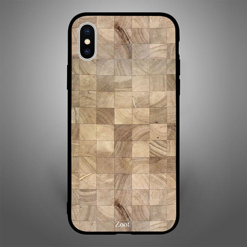 Wooden Square Pattern - Zoot Online- Mobile Case - Mobile Covers - online