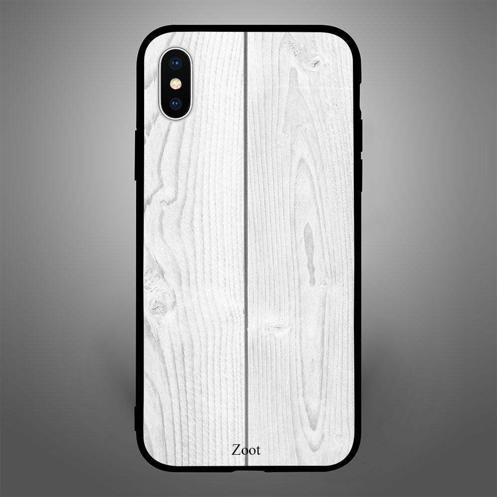 White Wood Pattern