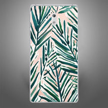 Bamboo Leaves pattern