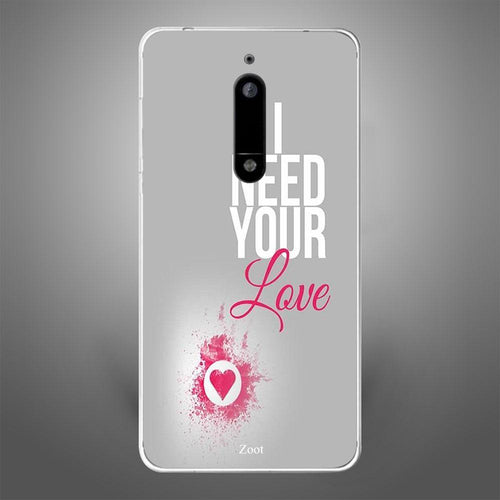 I Need Your Love - Zoot Online- Mobile Case - Mobile Covers - online