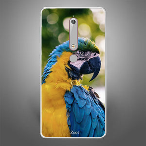 Yellow Blue Parrot - Zoot Online- Mobile Case - Mobile Covers - online