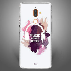 Music Brings relief - Zoot Online- Mobile Case - Mobile Covers - online