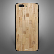 Light Color Wooden Pattern