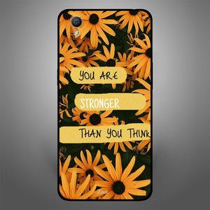 You Are Stronger Than You Think - Zoot Online- Mobile Case - Mobile Covers - online