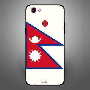 Nepal Flag - Zoot Online- Mobile Case - Mobile Covers - online