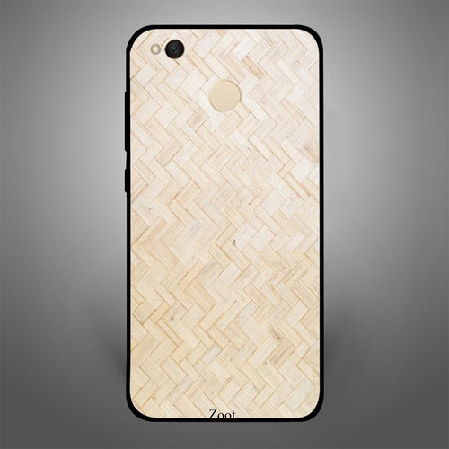 Off White Wooden Pattern