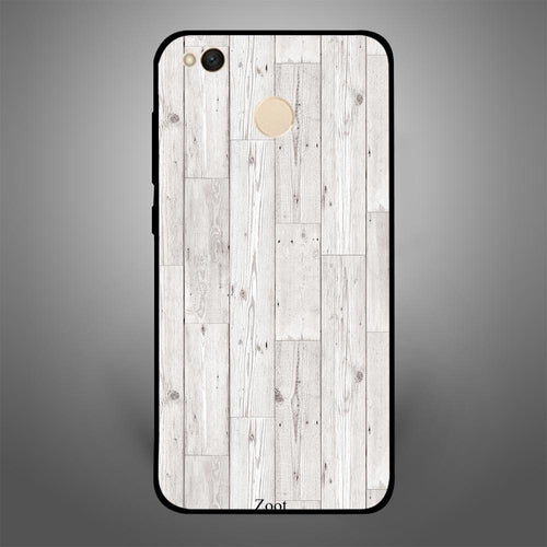 White Wooden Pattern