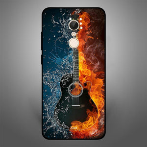 Fire Ice Guitar