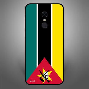 Mozambique Flag - Zoot Online- Mobile Case - Mobile Covers - online