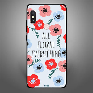 All Floral Everything - Zoot Online- Mobile Case - Mobile Covers - online