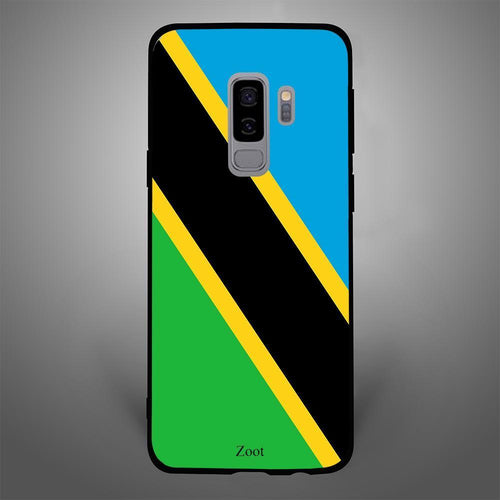 Tanzania Flag - Zoot Online- Mobile Case - Mobile Covers - online