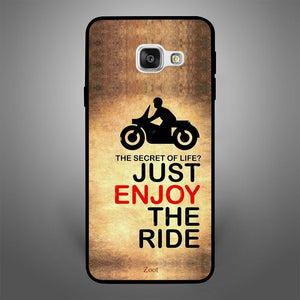 The Secret Of Life ? Just Enjoy The Ride