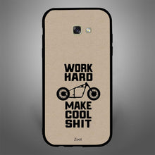 Work Hard Make Cool Shit - Zoot Online- Mobile Case - Mobile Covers - online