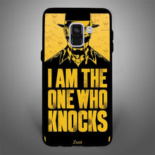 I am the one who knocks