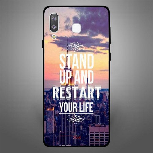 Stand Up And Restart Your Life - Zoot Online- Mobile Case - Mobile Covers - online